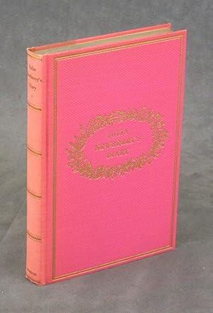 Julia Newberry's Diary: Newberry, Julia; introduction