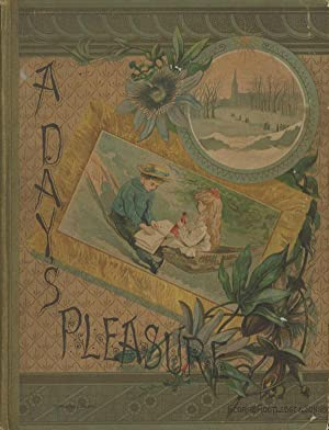 A Day's Pleasure, or The Half-Holiday Adventures of Some Little People: Geikie, Evelyn ...