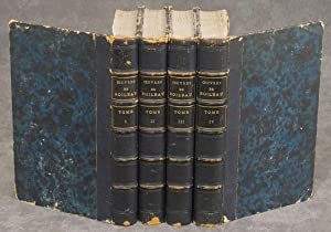 Oeuvres de Boileau (Despreaux), aved un nouveau commentaire par M. Amar, 4 volumes, tomes I-IV, ...