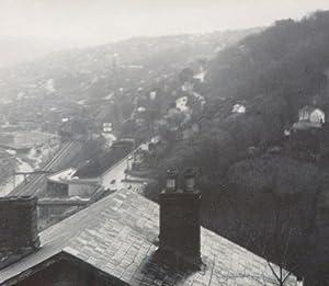 "Over the Hills"" Original Signed Photograph of Pittsburgh by O. E. Romig: Romig, Orlando E."