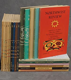 Northwest Review; Collection of the first 20: Paul, Robert; Ken