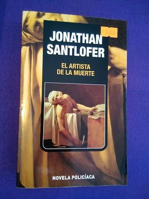 El Artista De La Muerte De Jonathan Santlofer Aceptable Bolsillo 2006 Librería Liberactio