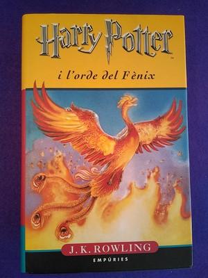 Harry Potter i l'ordre de Fènix - J. K. Rowling