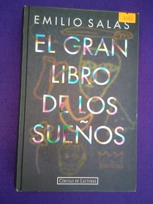 El gran libro de los sueños: Emilio Salas