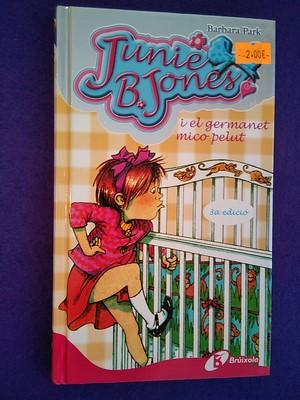 Junie B. Jones i el germanet mico pelut