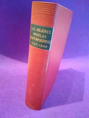 Las mejores novelas contemporáneas (Tomo XI) (1945-1949): Santiago / Laforet
