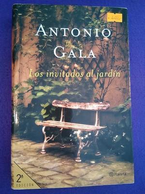 Los invitados al jardín: Antonio Gala