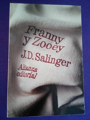 Franny y Zooey (Alianza editorial): J. D. Salinger