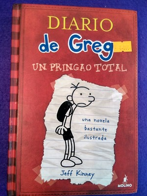 Diario de Greg vol.1: Un pringao total