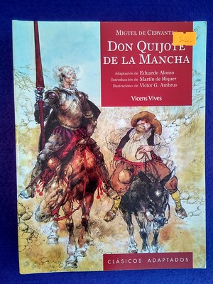 Don Quijote de la Mancha (Vicens Vives)