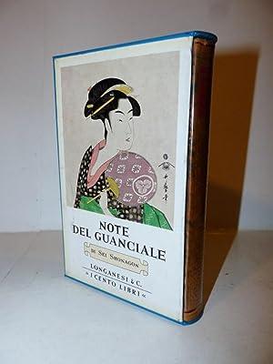 Cento Libri Longanesi - Sei Shonagon: Note del Guanciale 1968 classici Giappone: Sei Shonagon