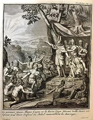 Voyage historique de l'Amerique Meridionale : fait: Ulloa, Antonio de