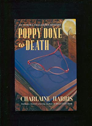 Poppy done to death: Harris, Charlaine