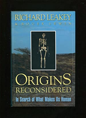 Origins reconsidered :; in search of what makes us human