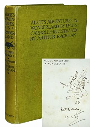 Alice's Adventures in Wonderland: Carroll, Lewis [Dodgson,
