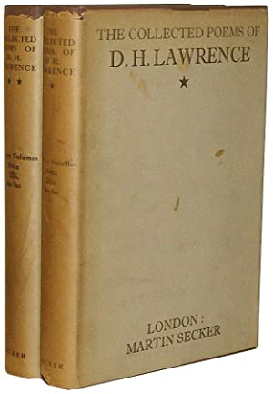 The Collected Poems of D. H. Lawrence