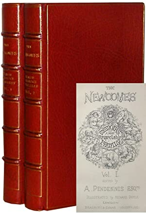 The Newcomes. Memoirs of a Most Respectable Family