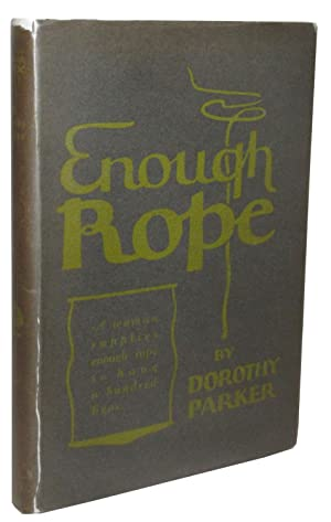 Enough Rope: Poems
