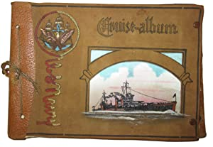 Cruise Album: A collection of 49 original photographs of members of the U.S. Navy and related sub...