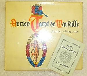 Ancien Tarot de Marseille Fortune Telling Cards: Grimaud, B.P.