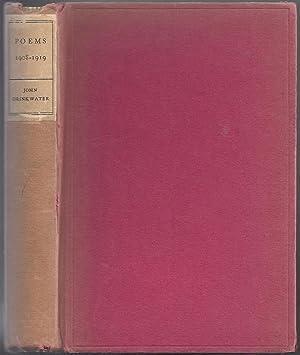 Poems 1908-1919 ( Signed ): John Drinkwater