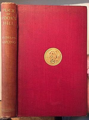 Puck of Pook's Hill - 1st Edition: Kipling, Rudyard