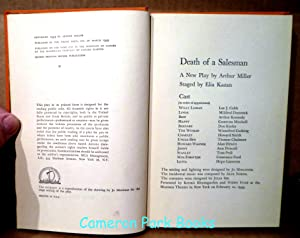 Death of a Salesman: Certain Private Conversations in Two Acts and a Requiem: Arthur Miller