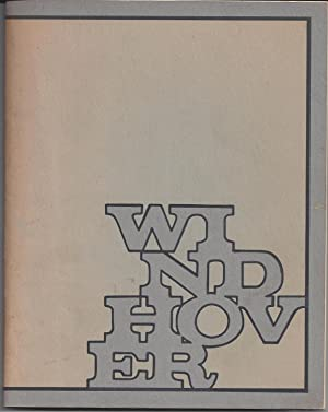 Windhover: Student Publication of North Carolina State University - 1969