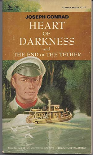 the dark continent of africa and the heart of evil in heart of darkness a novel by joseph conrad