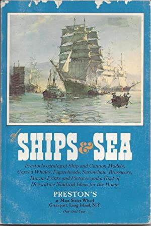 Of Ships & Sea: Preston's Catalog of