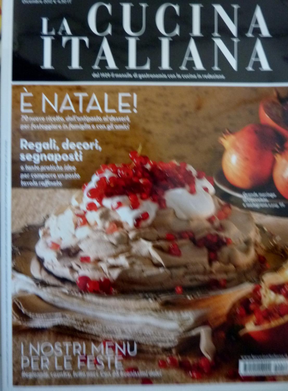 Antipasti Di Natale La Cucina Italiana.La Cucina Italiana Ricette Prima Edizione Abebooks