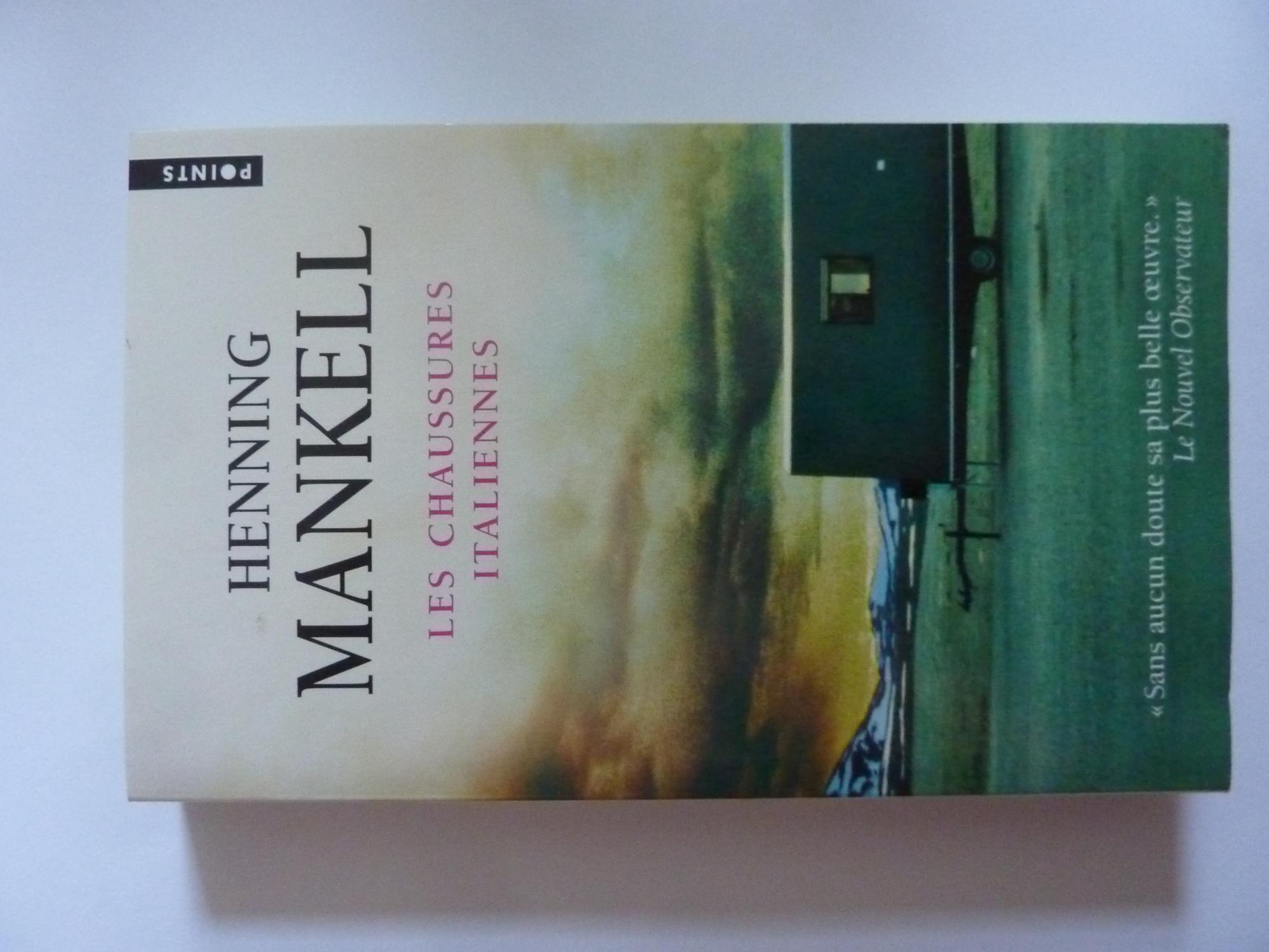 0656092a89f34f LES CHUSSEURS ITALIENNES par Henning Mankell: Edition du Seuil Brossura,  prima edizione - Historia, Regnum et Nobilia