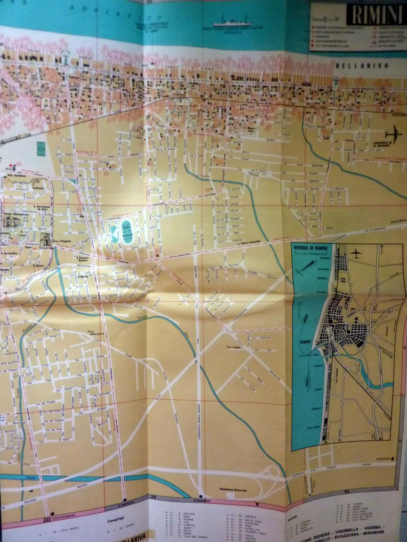 Mappa RIMINI