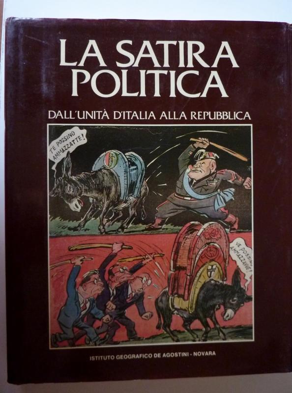 La satira politica dall 39 unita 39 d 39 italia alla repubblica for Repubblica politica