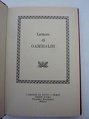 """Collana I GRANDI DI TUTTI I TEMPI, SERIE ORO - Lettere di GARIBALDI"""": Carlo Castellaneta"""