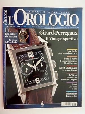 L'OROLOGIO La Macchina del Tempo Anno IX°: AA.VV.