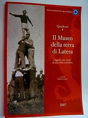 Sistema Museale del Lago di Bolsena, Quaderni: Fulvio Caruso