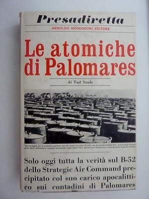 """Collana Presadiretta - LE ATOMICHE DI PALOMARES"""": Tad Suzle"""