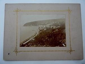 """Fotografia """"ARENZANO"""", Liguria 1880 circa: Anonimo"""