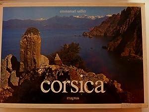 "CORSICA Fotografie di Emmanuel Sailler, Testi di Maurice Rehims"": Emmanuel Sailler"