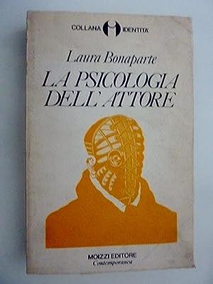 """Collana Identità - LA PSICOLOGIA DELL'ATTORE. Prefazione di Luigi Pagliarani"""": ..."""