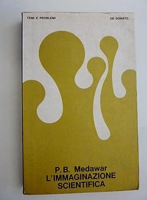 """L'IMMAGINAZIONE SCIENTIFICA"""": P.B. Medawar"""