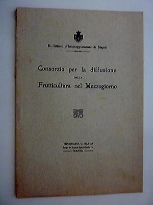 CONSORZIO PER LA DIFFUSIONE DELLA FRUTTICOLTURA NEL: AA.VV.