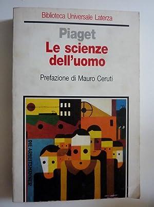 Biblioteca Univrsale Laterza, 462 - LE SCIENZE: Jean Piaget