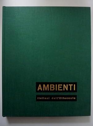 """AMBIENTI ITALIANI DELL'OTTOCENTO"""": Valentino Brosio"""