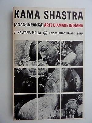 KAMA SHASTRA ( ANANGA RANGA ) L'ARTE: Kalyana Malla