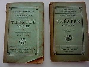 "THEATRE COMPLET DE ALEX. DUMAS"": Alexandre Dumas"