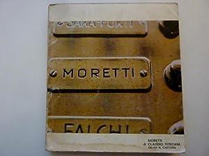 """IL CASTORO, 103 -104 MARINO MORETTI di Claudio Toscani"""": Claudio Toscani"""