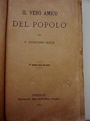 Biblioteca Educativa - OPERE VARIE DEL P.: Anastasio Bocci