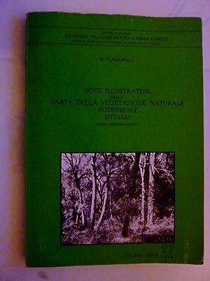 Ministero dell'Agricoltura e delle Foreste - NOTE: R. Tomaselli